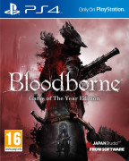 Bloodborne Game of the Year Edition PS4