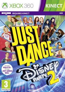 Just Dance Disney Party 2 Xbox 360