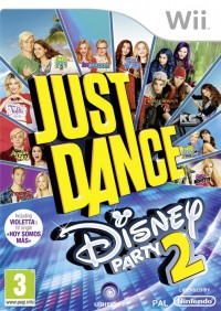 Just Dance Disney Party 2 Wii