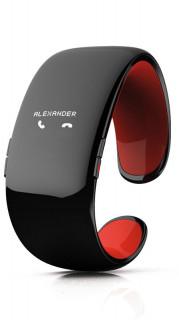 MYKRONOZ Smartwatch ZeBracelet2 Fekete