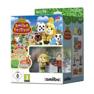 Animal Crossing amiibo Festival amiibo Bundle WII U