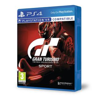 Gran Turismo Sport (használt) PS4