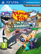 Phineas and Ferb Day of Doofenshmirtz PS VITA
