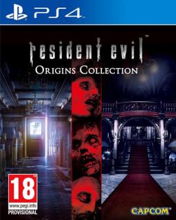 Resident Evil Origins Collection (használt) PS4