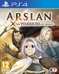 Arslan The Warriors of Legend PS4