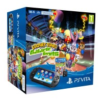 PS Vita Slim (Wi-Fi) Looney Tunes Galactic Sports Bundle PS Vita