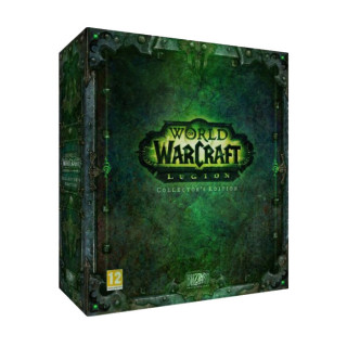 World of Warcraft Legion Collector's Edition PC