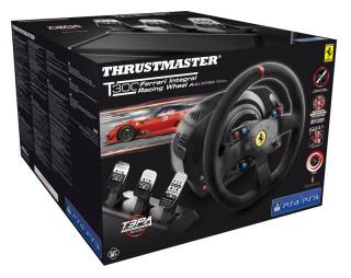 Thrustmaster T300 Ferrari Integral RW Alcantara Edition MULTI