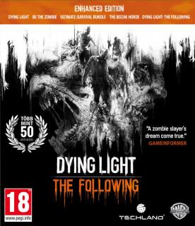 Dying Light The Following - Enhanced Edition (használt) Xbox One