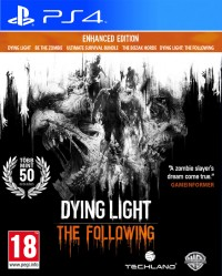 Dying Light The Following - Enhanced Edition PS4