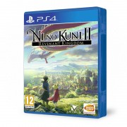 Ni No Kuni II (2) Revenant Kingdom PS4