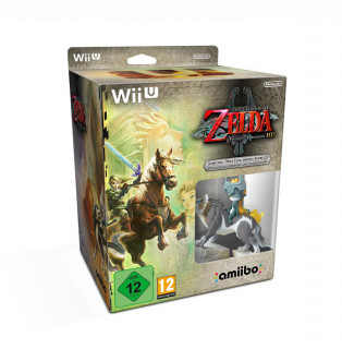 The Legend of Zelda Twilight Princess HD amiibo Bundle WII U
