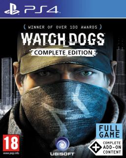 Watch Dogs Complete Edition (használt) PS4