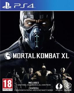 Mortal Kombat XL (használt) PS4
