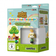 Animal Crossing Happy Home Designer amiibo Bundle 3 DS