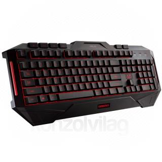 ASUS Cerberus Magyar Gamer billentyűzet PC