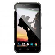 Evolveo StrongPhone Q6 LTE Black Mobil