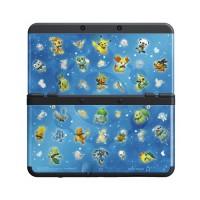 New Nintendo 3DS Pokémon Mystery Dungeon Cover Plate (Borító) 3DS