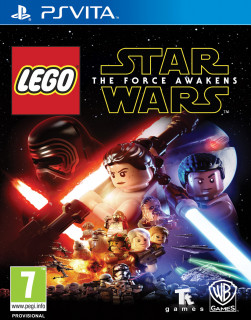 LEGO Star Wars The Force Awakens PS Vita