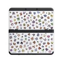 New Nintendo 3DS Pokemon 20th Anniversary Cover Plate (Borító) 3DS