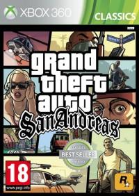 Grand Theft Auto: San Andreas Xbox 360