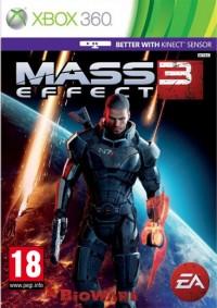 Mass Effect 3 (Kinect támogatás) Xbox 360