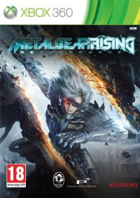 Metal Gear Rising Revengeance Xbox 360