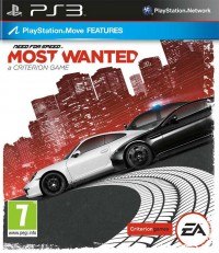 Need for Speed Most Wanted (2012) (Move támogatás) PS3