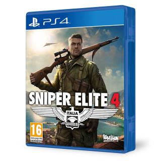 Sniper Elite 4 (használt) PS4