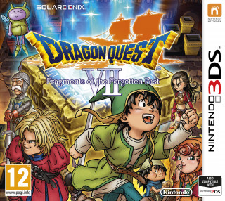 Dragon Quest VII Fragments of the Forgotten Past 3DS