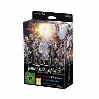 Fire Emblem Fates Limited Edition 3DS