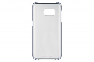 Samsung Galaxy S7 Clear Cover Black Mobil