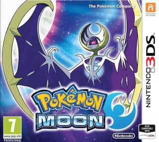 Pokémon Moon 3DS