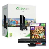 Xbox 360 E 4 GB + Kinect + Kinect Adventures + Peggle 2 Xbox 360