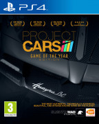 Project Cars Game of the Year Edition (használt) PS4