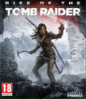 Rise of the Tomb Raider  (használt) XBOX ONE