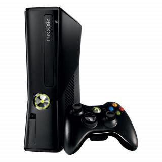 Xbox 360 Slim 320GB (Használt) XBOX 360