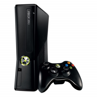 Xbox 360 Slim 250GB (használt) XBOX 360