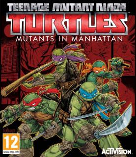 Teenage Mutant Ninja Turtles Mutants in Manhattan (használt) Xbox One