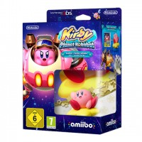 Kirby Planet Robobot amiibo Bundle 3DS