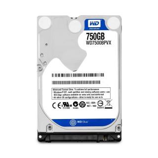 Western Digital Blue 750GB 2,5