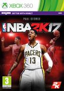 NBA 2K17 (használt) XBOX 360