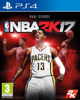 NBA 2K17 (használt) PS4