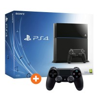 Playstation 4 (PS4) 500GB + Dualshock 4 Controller PS4