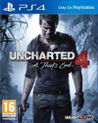 Uncharted 4 A Thief's End (használt)