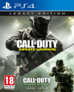 Call of Duty Infinite Warfare Legacy Edition (használt) PS4