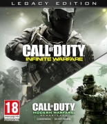 Call of Duty Infinite Warfare Legacy Edition (használt) XBOX ONE