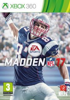 Madden NFL 17 (használt) Xbox 360