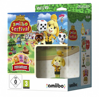 Animal Crossing amiibo Festival amiibo Bundle (1 figura) WII U
