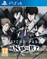 Psycho Pass Mandatory Happines PS4
